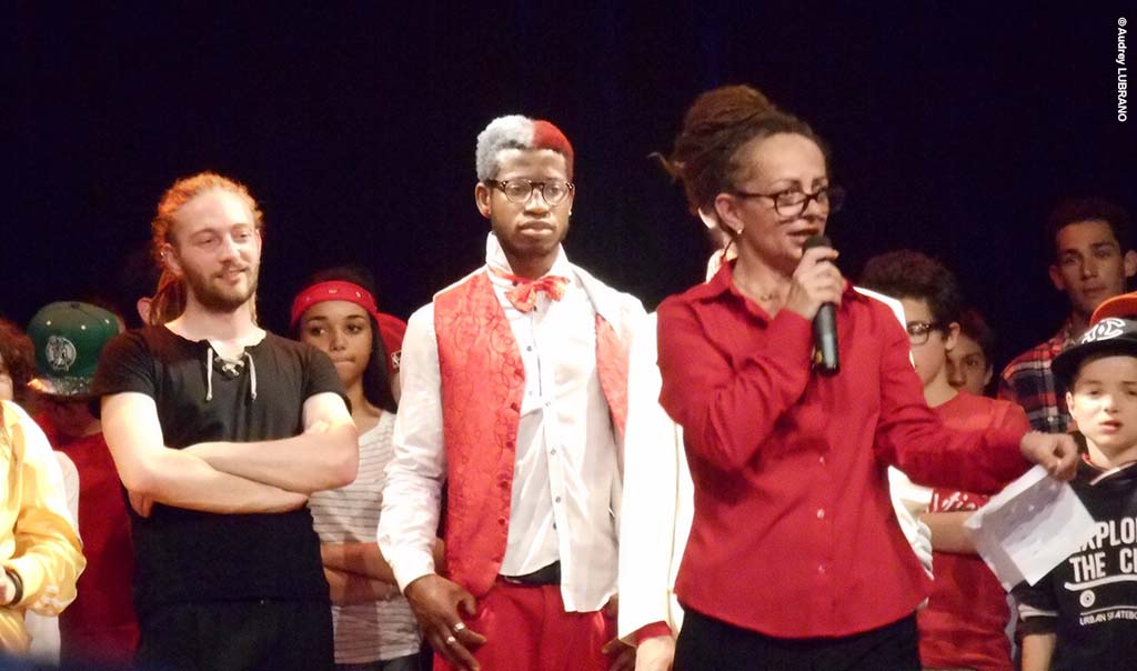 OOMPA OU PAS... Spectacle Takamouv 2015