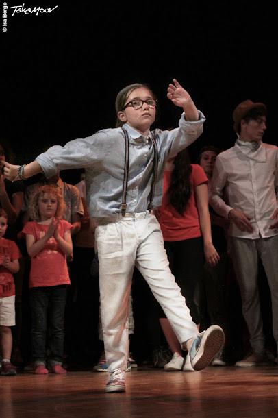 cours de danse Hip Hop enfants (8-9 ans). Initiation