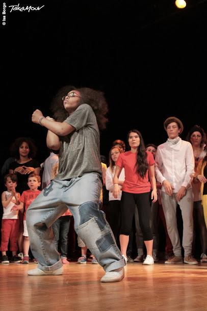 cours de street dance ados (hip hop)