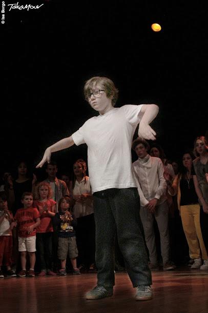"""Cours de hip hop pour enfants (10 à 12 ans), TOP DANCE, apprentissage des danses """"debout"""""""