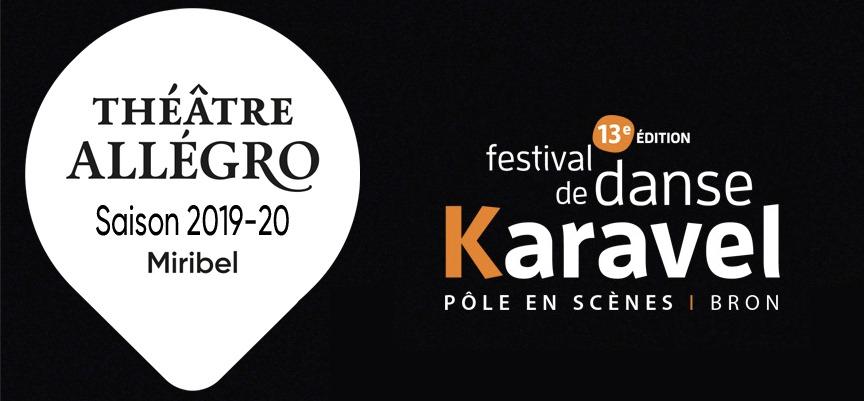 Invité par le Théâtre de l'Allegro (Miribel), les danseurs de Takamouv' font l'entrée en matière pour la soirée Karavel